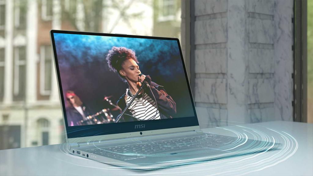 6f12fecfc4b Ükski kaasaegne sülearvuti ei ole heli kvaliteedi poolest võrreldav isegi  väiksema eelarvelise akustikasüsteemiga.