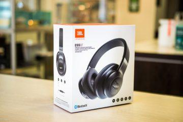 8ee08d90166 JBL E55BT – kõrvaklapid kvaliteetse juhtmevaba eli armastajatele